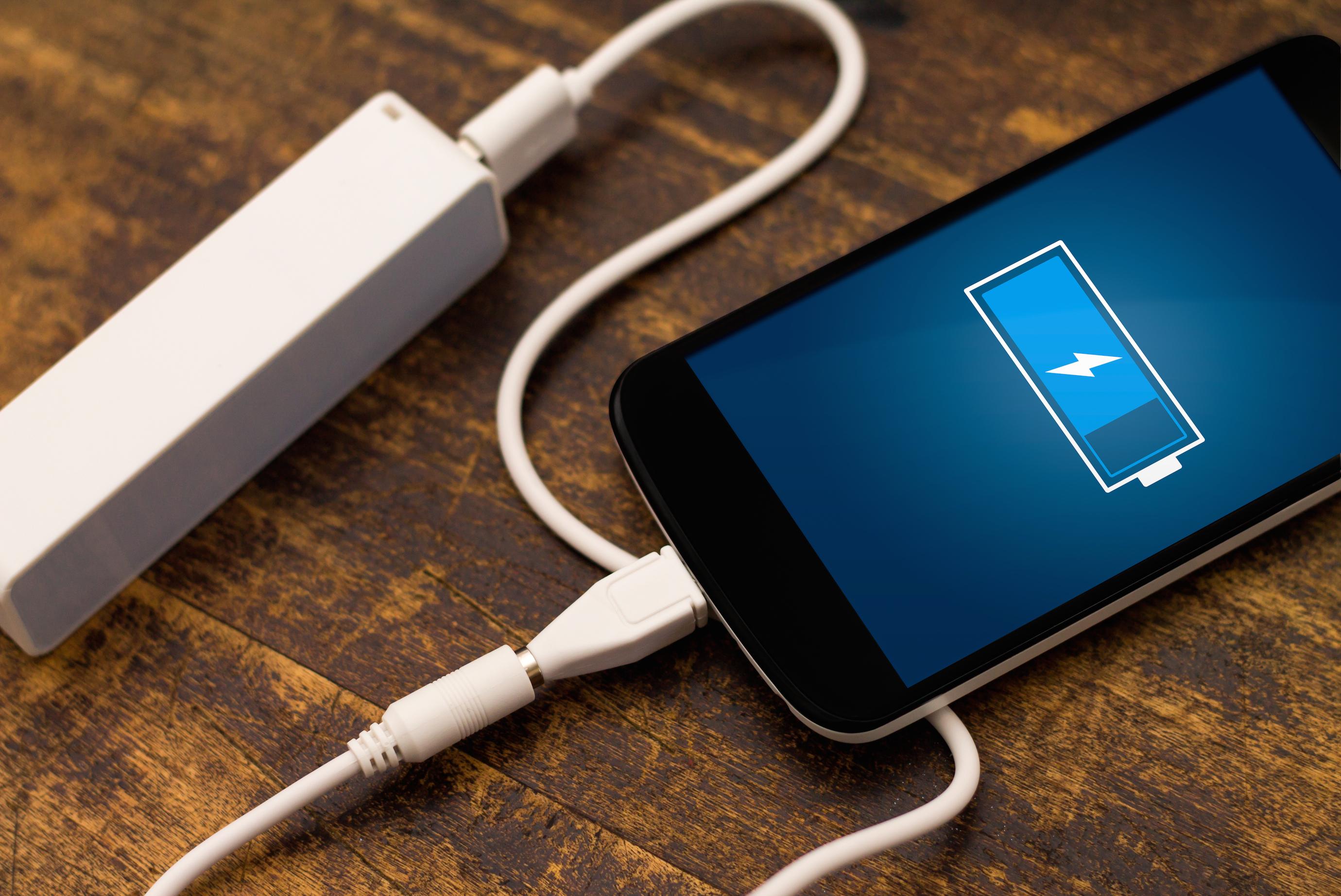 Как сделать зарядку для смартфона 319