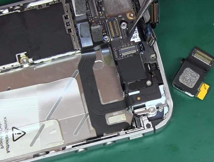 замена iphone в марьино
